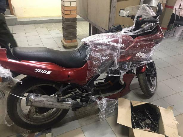 Kawasaki gpz 500 er 5 ex 500
