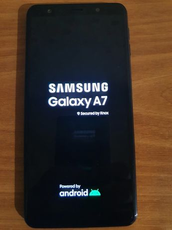 Samsung galaxy A7 2018 (A750FN/DS)