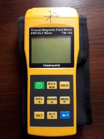 Измеритель НЧ электромагнитного поля - магнитометр ТМ-192
