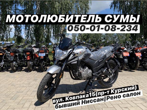 МОТОЦИКЛ SHINERAY DS200 Новинка 2021 LONCIN LX200 CR3 CR4 Геон Вайпер