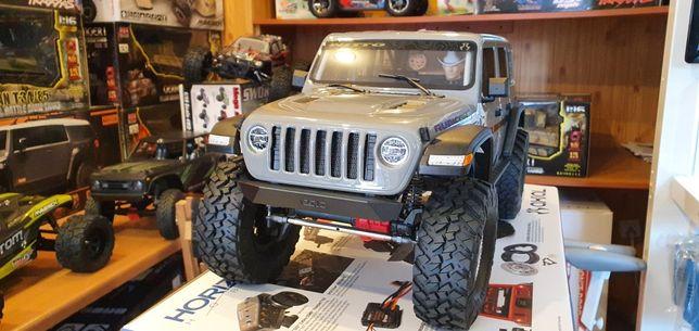 AXIAL SCX10III Jeep Wrangler Rubicon- Modele sklep