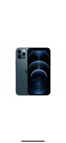 Iphone 12 pro 128 gb Nowy zafoliowany Blue Mediamarkt
