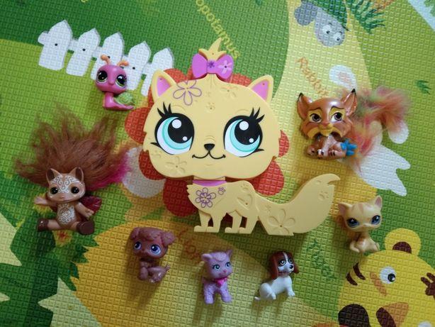 Кошка шкатулка Hasbro LPS оригинал