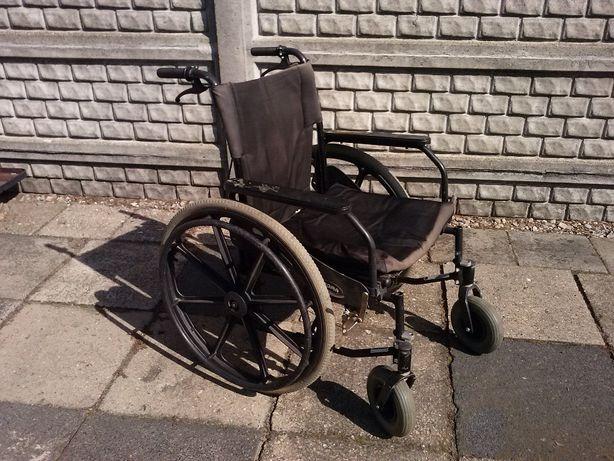 Wózek inwalidzki, 120 zł.