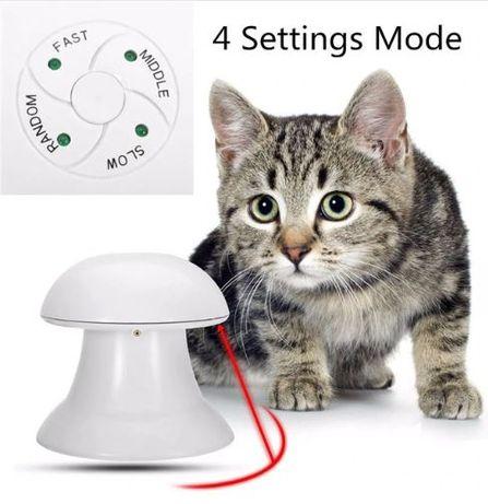 DART - Laser 360º Automatico para Gato