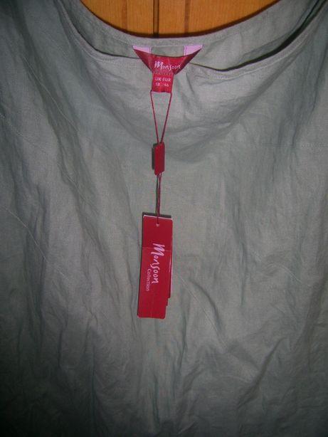 Новая льняная юбка р. 50 - 52