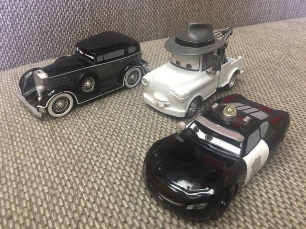Машинки Тачки, серя Детектив Метр, Disney, оригинал. Цена за 3 шт