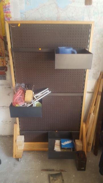Stojak warsztatowy tablica narzędziowa ściana ścianka
