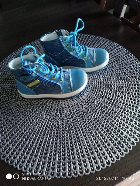 Skórzane buty, adidasy półbuty