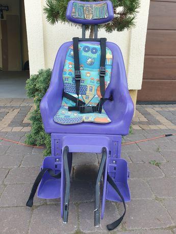 Używane fotelik rowerowy