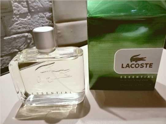 Мужской парфюм Lacoste Essential  125 мл + ПОДАРОК