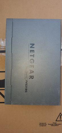 NetGear ProSafe 8-портовый гигабитный межсетевой экран VPN