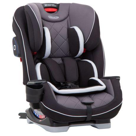 GRACO Fotelik Samochodowy SLIMFIT LX ISOFIX 0-36kg
