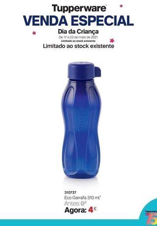 Tupperware - Eco garrafa 310ml