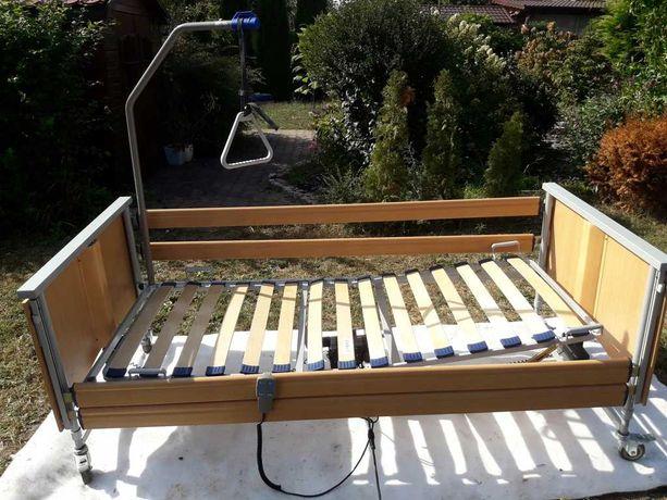 Łóżko rehabilitacyjne szpitalne Bock Eloflex 3 z materacem
