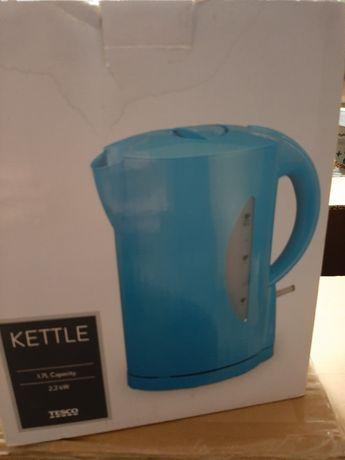 Czajnik Kettle niebieski