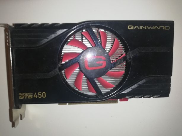 Gainward GeForce GTS 450 1GB