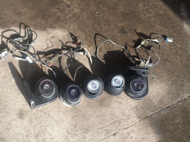 Kamery z demontarzu