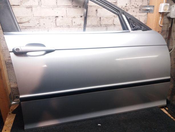 Drzwi BMW E46 Titansilber PP prawe przednie sedan/kombi