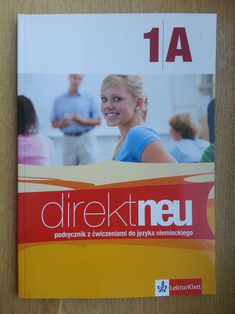 Direct neu 1A. Podręcznik do j. niemieckiego LektorKlett