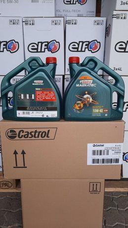 Масло моторное полусинтетическое Castrol Magnatec 10w-40 А3/В4 (16л)