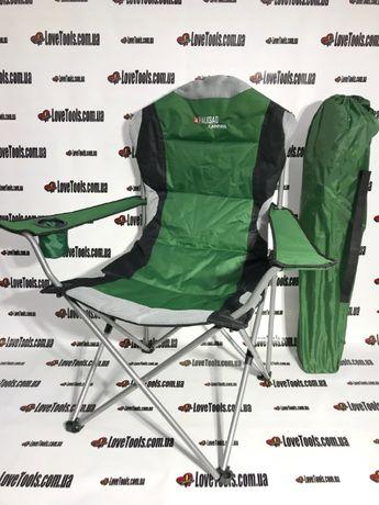 Кресло складное с подлокотниками и подстаканником, раскладное стуло