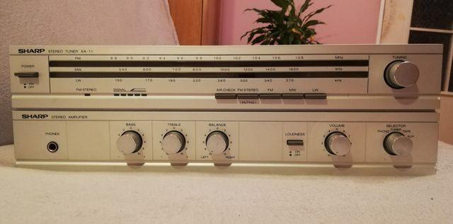 Sprzedam radio amplituner Sharp
