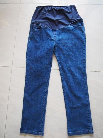 Spodnie ciążowe roz.42 Next jeansowe