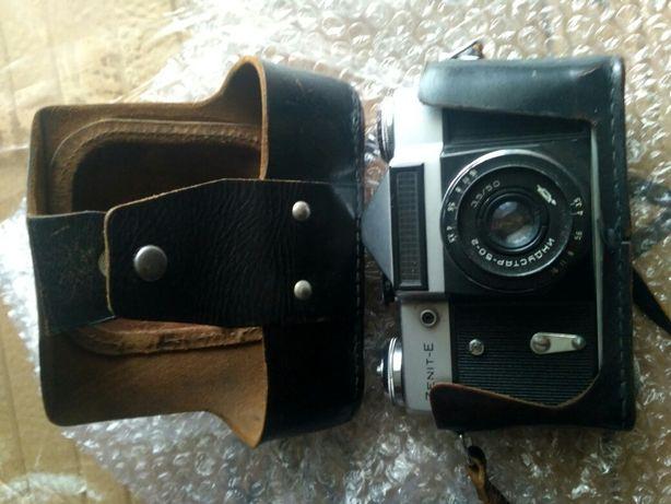 Фотоаппарат Zenit индустар 50-2.