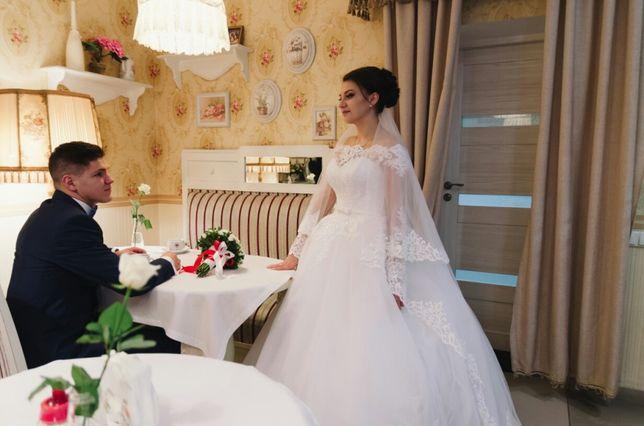 Продам красиву весільну сукню