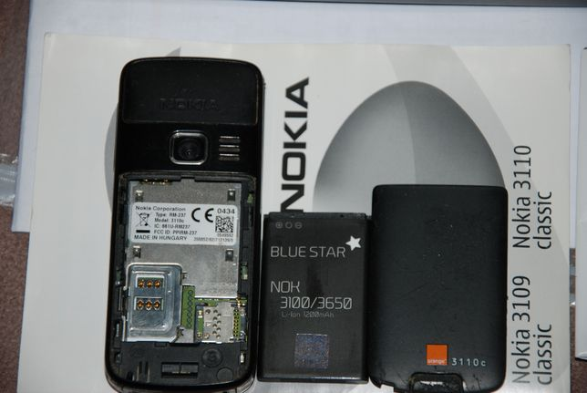 Telefon Nokia 3110