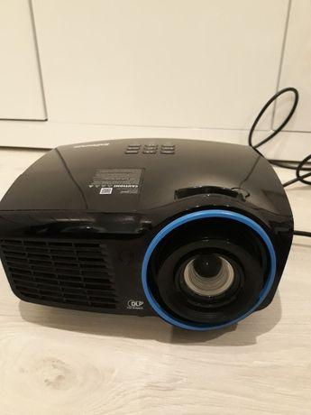 Projektor  InFocus in3138HDA DLP+ ekran 250 cm szer.
