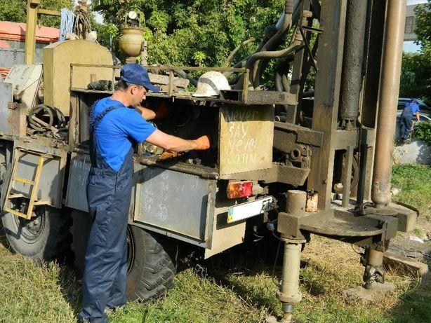 Услуги по Бурению скважин на на воду(Бурим по граниту) бурение скважин