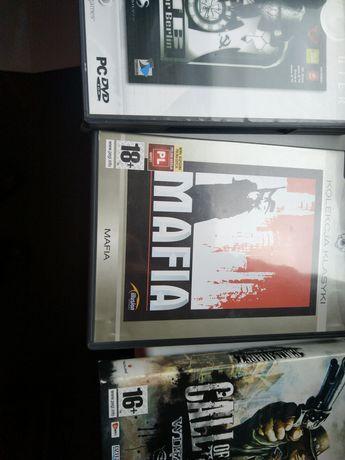 Gry zestaw gier mafia