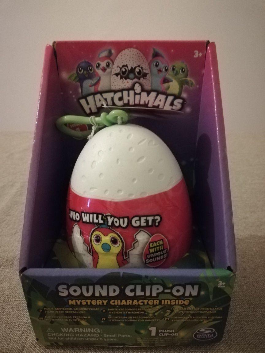 Hatchimals - Mini Hatchimals Peluche com Sons