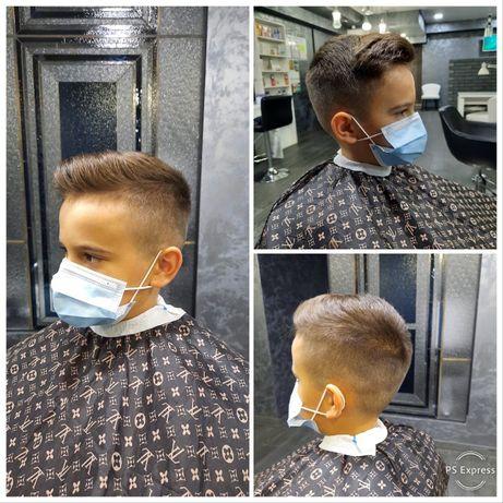 Стильные стрижки и окрашивание волос