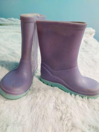 Резиновые сапоги, непромокаемые сапожки, обувь на 2 - 3 года