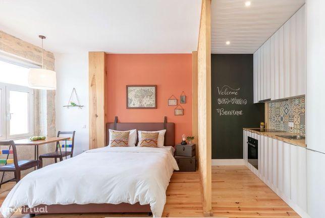 Oportunidade para investimento!!! Apartamento T0 NOVO com terrassa