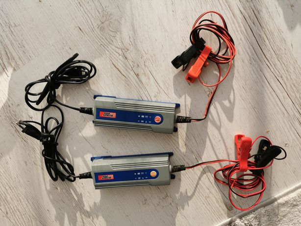 Prostownik ładowarka do akumulatorów 12V 6V 0.8A 3.8A