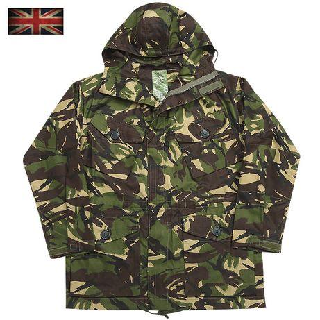 Куртка SMOCK Combat камуфляж DPM армии Британии. Новая парка военная