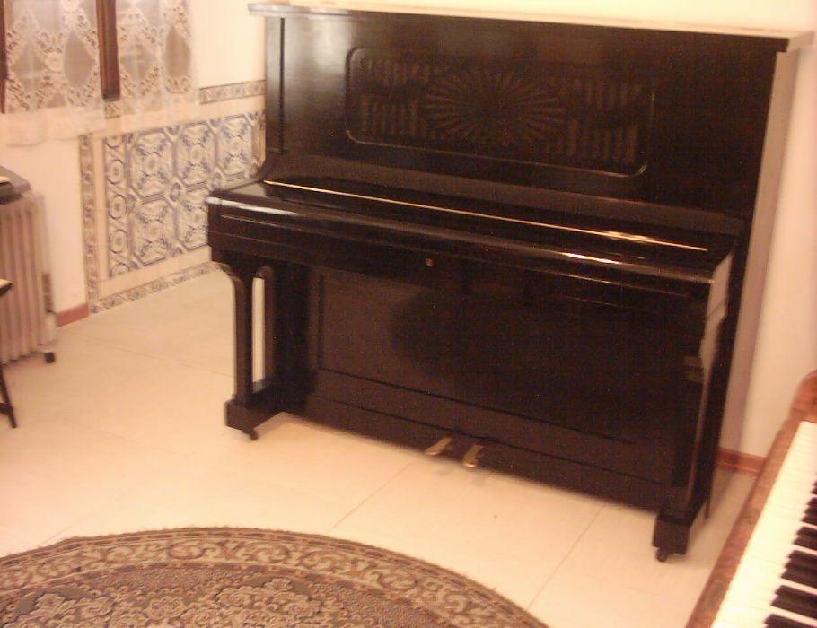Pianos verticais e de cauda afinador e arranjo Bairro - imagem 1