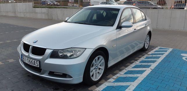 BMW 3 318 E90 318i benzyna 2007 rok 320