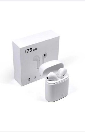 Беспроводные наушники Bluetooth i7S