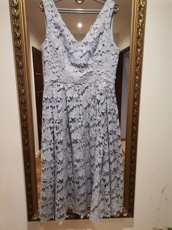 Sukienka rozmiar 40 koronkowa sukienka Mohito
