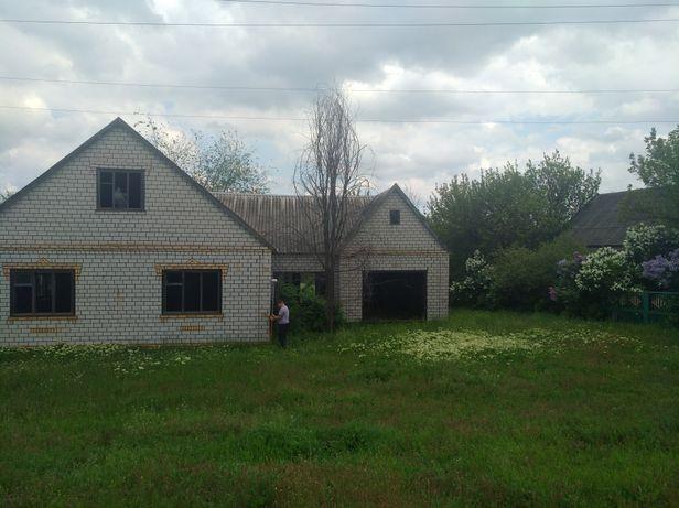 Недострой, дом, участок, продам, 48 соток
