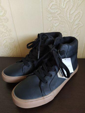 Хайтопы, ботинки, высокие кеды, кросовки Next 32 размер