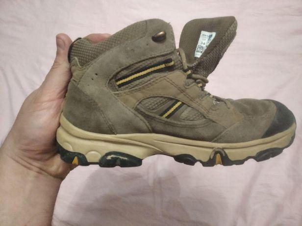 детские ботинки Meindl 34р