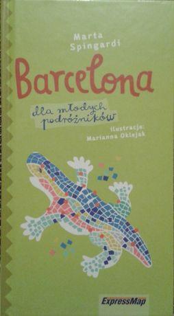 Marta Spingardi, Barcelona dla młodych podróżników