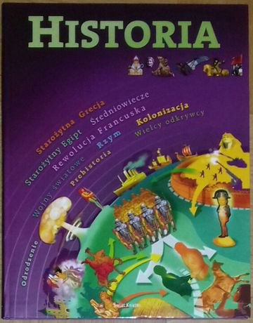 Album - Historia - seria Świat Książki
