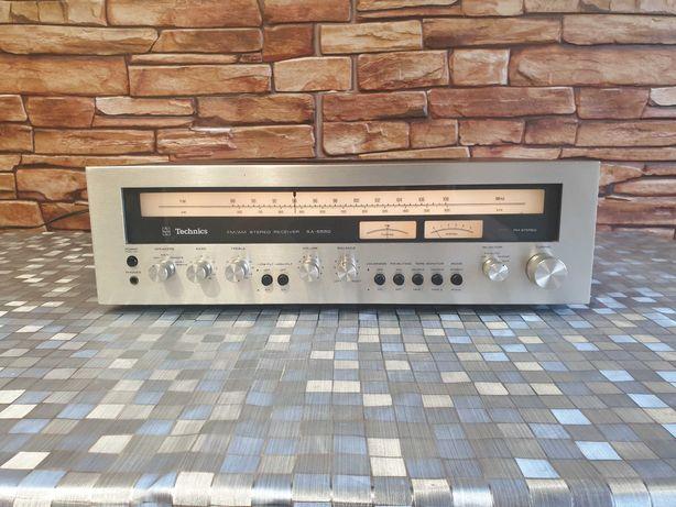Amplituner technics sa 5550 Doskonaly Vintage